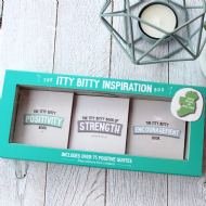 Itty Bitty Book Co - Set of Three Inspiration Books